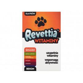Revettia Witaminy Preparat dla psów 48,0 g (60 tabletek)