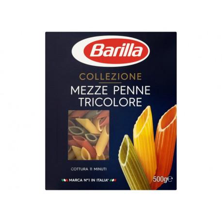 Barilla Collezione Makaron Mezze Penne Tricolore 500 g