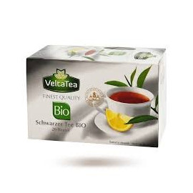 Velta Tea Herbata czarna Bio 20x1,5g