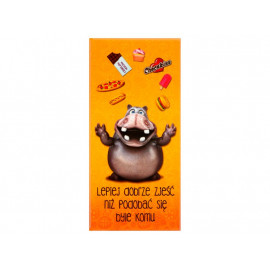 Chocokiss Mleczna czekolada bezglutenowa 100 g
