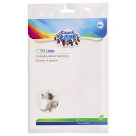 CANPOL 10/100 50x120cm Ceratkowy podkład higieniczny do przewijania