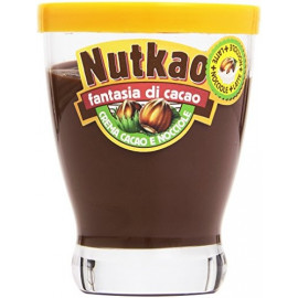 Nutkao Krem Do Smarowania Kakao I Orzechy Laskowe