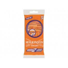 Wilkinson Sword W2 Jednorazowe maszynki do golenia 5 sztuk