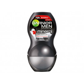 Garnier Men Mineral Invisible Antyperspirant w kulce bez alkoholu 50 ml
