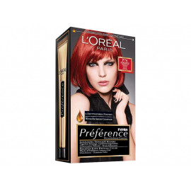 L'Oreal Paris Feria Preference Farba do włosów P76 Pure Spice