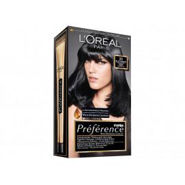 L'Oreal Paris Feria Preference Farba do włosów 20 Black Spirit