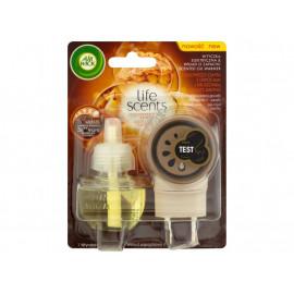 Air Wick Life Scents Wtyczka elektryczna & wkład domowe ciasto z owocami i kruszonką 19 ml