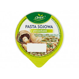 Orico Pasta sojowa z pieczarkami 105 g