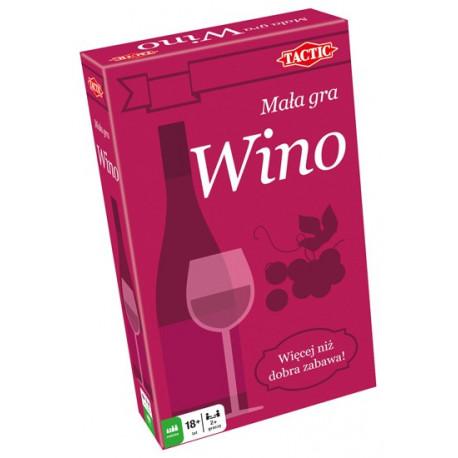TACTIC Mała gra Wino