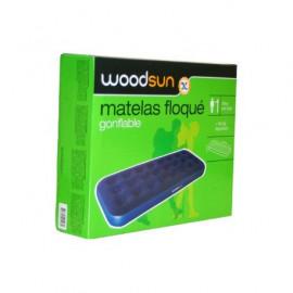 Woodsun Materac 1-Oobowy z pompką