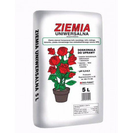 Arex Ziemia uniwersalna warzywno - kwiatowa 5 L