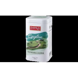 IMPRA  Nuwara Eliya CEYLON 100g puszka liść