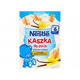 Nestlé Kaszka do picia mleczno-ryżowa o smaku waniliowym po 6 miesiącu 200 ml