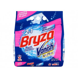 Bryza Vanish Ultra 2w1 do białego Proszek do prania i odplamiacz 2,25 kg