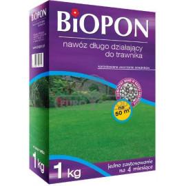 Biopon Nawóz Długo Działający Do Trawnika 1kg