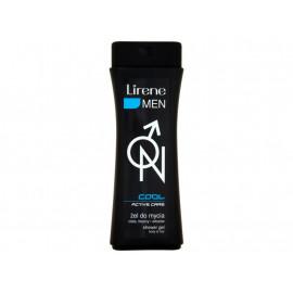 Lirene Men On Cool Żel do mycia ciała twarzy i włosów 400 ml