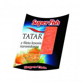 SuperFish Tatar z fileta łososia norweskiego