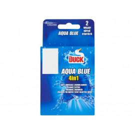 Duck Aqua Blue 4in1 Podwójny zapas do zawieszki 2 x 40 g