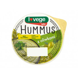Sante Hummus z oliwkami 120 g