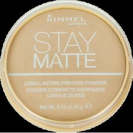 Rimmel Stay Matte puder nr 004  14 g