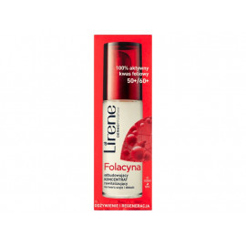 Lirene Folacyna Odbudowujący koncentrat rewitalizujący na twarz szyję i dekolt na dzień i noc 30 ml