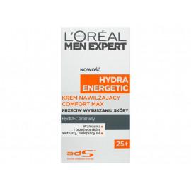 L'Oreal Paris Men Expert Hydra Energetic 25+ Krem nawilżający Comfort Max 50 ml