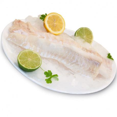Dorsz atlantycki bez skóry porcje 10% glazury kg