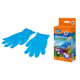 Ravi rękawice antyalergiczne roz. M 10szt.