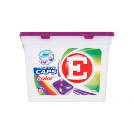 E Active Caps Color Kapsułki do prania 320 g (16 sztuk)