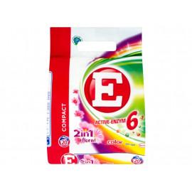 E Active-Enzym 6 2in1 Floral Color Proszek do prania 1,5 kg (20 prań)