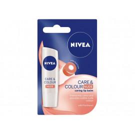 NIVEA Care & Color Nude Pomadka do ust 4,8 g
