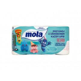 Mola Papier toaletowy 8 rolek
