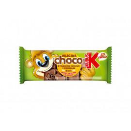 Kubuś Choco Ciasteczka zbożowe z czekoladą 32 g
