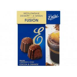 E. Wedel Wedlowskie desery 3 smaki Fusion Pralinki z nadzieniem 192 g