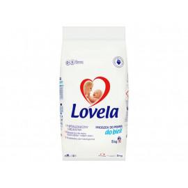 Lovela Hipoalergiczny proszek do prania do bieli 5 kg (40 prań)