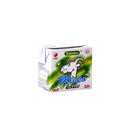 Danmis Mleko Kozie UHT 2,5% 0,5L