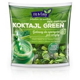 FIT&EASY SUPER KOKTAJL GREEN 180G