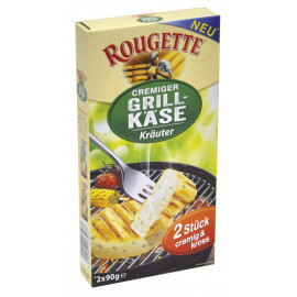 ROUGETTE Kremowy ser do grillowania ziołowy