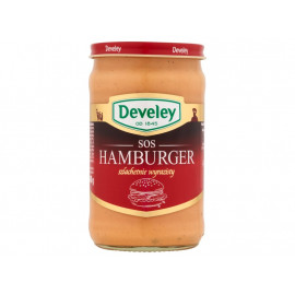 Develey Sos Hamburger 240 g