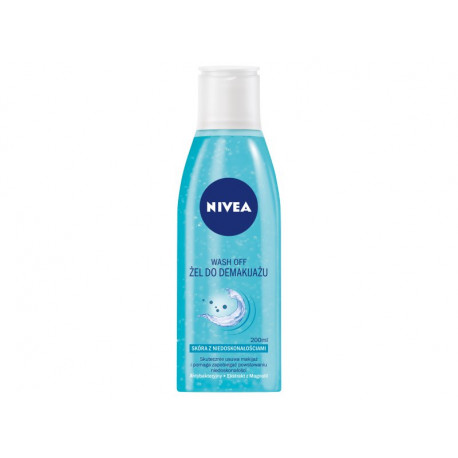 NIVEA Wash Off Żel do demakijażu 200 ml