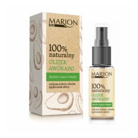 Marion Eco - 100% naturalny olejek z AWOKADO skóra przesuszona, wrażliwa 25ml