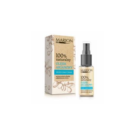 Marion Eco - 100% naturalny olejek z ARGANOWY skóra dojrzała, sucha, odwodniona 25ml