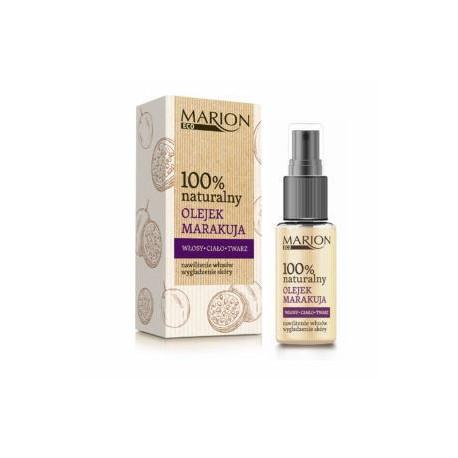 Marion Eco - 100% naturalny olejek z MARAKUI skóra naczynkowa, z przebarwieniami, sucha, wrażliwa 25ml