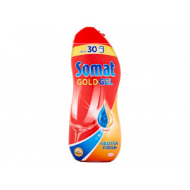 Somat Gold Neutra Fresh Żel do mycia naczyń w zmywarkach 600 ml