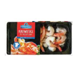 Family Fish Krewetki 31/40. 200 g