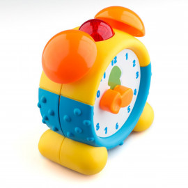 Baby Toys Time Zegarek Zabawka 12M+