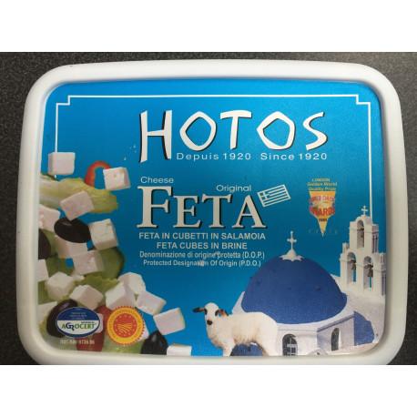 HOTOS Oryginalny grecki ser feta 150g