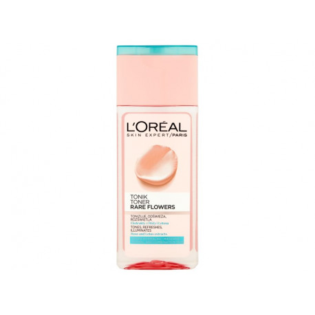 L'Oreal Paris Skin Expert Rare Flowers Tonik oczyszczający 200 ml