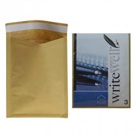 Authentic writewell koperty bąbelkowe 3 szt.