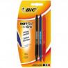 BIC Długopis automatyczny Soft Feel 1,0mm 3szt. mix kolor